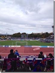 ガンバ大阪 vs FC東京 in 万博記念競技場