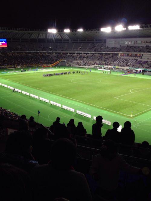 FC東京 vs ベガルタ仙台 in 味の素スタジアム