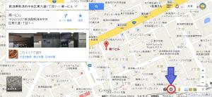 お店紹介に大活躍!GoogleMapをブログに埋め込む方法