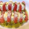 豆腐モツァレラで作るローカロリーカプレーゼ